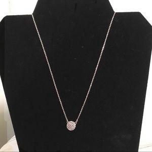 White House Black Market Gold Necklace